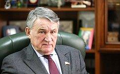 Ю. Воробьев: Проект «Народный бюджет» очень востребован ужителей Вологодской области