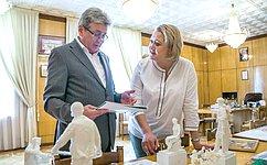 Опорные вузы страны позволяют объединить усилия для подготовки настоящих профессионалов— Л.Гумерова