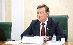 Все пункты Постановления СФ оподдержке социально-экономического развития Ульяновской области должны быть выполнены— С.Рябухин