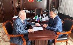 И. Ялалов: «Необходимо создать такую вертикаль власти, чтобы небыло противоречий между федеральными, региональными иместными властями»