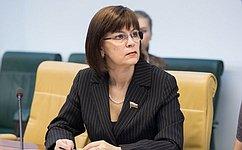 Необходимо усилить контроль над расходованием материнского капитала– Е.Попова