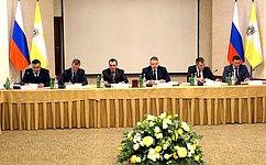 Н. Федоров: Вопросы развития Кисловодска находятся наособом контроле Совета Федерации
