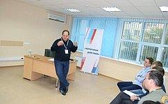Р. Гольдштейн: Молодежный проект «Территория действий» показал свою востребованность вЕАО