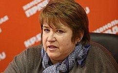 Л.Глебова: Нужны независимые аттестационные процедуры навсех уровнях образования