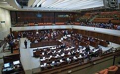 И. Умаханов: Россия иИзраиль активизируют межпарламентские контакты