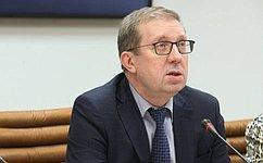 А. Майоров: Будем разрабатывать действенные правовые механизмы устранения вредаотнесанкционированного размещения наземлях лесного фонда