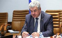 Комитет СФ пообороне ибезопасности провел выездное заседание вКарачаево-Черкесской Республике