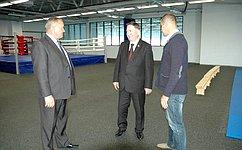 Труженики предприятий Курской области стремятся реализовать амбициозные планы— А.Михайлов