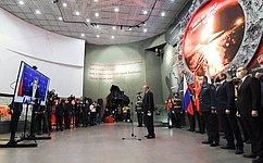 В. Матвиенко: Важно поддерживать проекты иинициативы, сохраняющие память оВеликой Отечественной войне