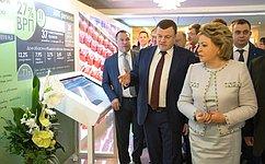 Дни Тамбовской области прошли вСовете Федерации