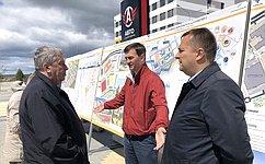 Реализация проектов частно-государственного партнерства помогает строить вЕкатеринбурге качественное идоступное жилье— А.Чернецкий