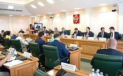 Важно увязывать новые проекты нетолько сбюджетом, ноисостратегическим планированием— Н.Федоров