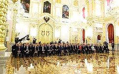 В. Матвиенко: Важнейшими для нас будут законы, направленные наповышение качества жизни граждан