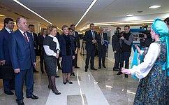 Дни Мурманской области прошли вСовете Федерации
