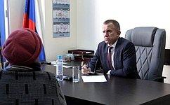 Необходимо продолжить работу над созданием системы информационной открытости институтов власти— В.Кравченко