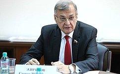 Включение Правительством РФ Забайкалья вконцепцию развития Дальнего Востока– очень нужное решение для региона— С.Жиряков