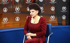Состоялось заседание геополитической группы МПС «Евразия» под председательством В.Петренко