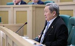 А.Тулохонов обсудил сВ.Наговициным актуальные вопросы развития Бурятии
