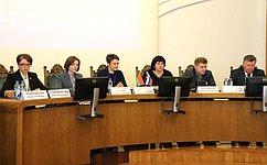 Е. Афанасьева: Необходимо расширить участие студенческих имолодежных организаций вжизни общества