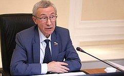 Важно нетолько принимать новые законы позащите государственного суверенитета, ноиобеспечивать исполнение вполном объеме действующих— А.Климов