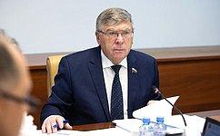 Региональный закон Курской области расширяет возможности использования средств материнского капитала— В.Рязанский