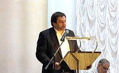И.Фомин стал экспертом-наставником «Школы молодых учёных»