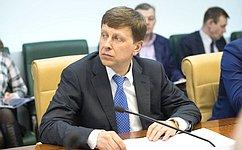 В. Харлов: Проведение Дней Франции вУльяновской области послужит дальнейшему развитию российско-французских отношений