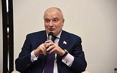 А.Клишас невидит оснований для принятия новой Конституции России