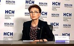 Т.Кусайко: Главная ценность для государства— здоровье ижизнь человека