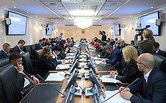 Совершенствование законодательной базы всфере повышения платежной дисциплины вэнергетике иЖКХ рассмотрели вКомитете СФ поэкономической политике
