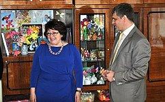 Л.Талабаева: Сиротам идетям, оставшимся без попечения родителей, необходима наша поддержка