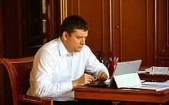 Н. Журавлев: Законопроект окатегоризации инвесторов поможет защитить граждан отфинансовых потерь