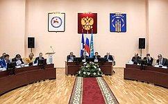 Сенаторы выступили спредложениями покомплексному развитию Южной Якутии