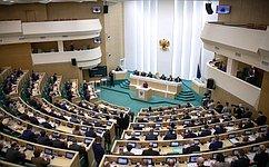 В.Матвиенко: Главная цель всей нашей работы— обеспечение достойной жизни граждан