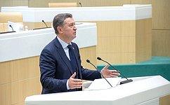 Совет Федерации поддержал изменения вЗемельный кодекс РФ