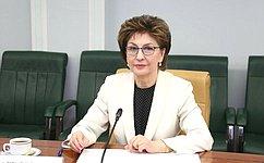 Г. Карелова: Все больше поддержки уроссиян находят инклюзивные проекты вобразовании, культуре испорте