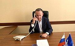 О. Алексеев: Важно иметь обратную связь сжителями региона