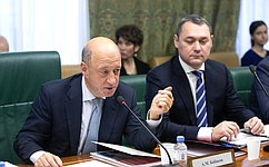 А.Бабаков: Наша задача— соблюсти баланс федеральных ирегиональных интересов при развитии магистралей