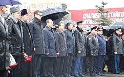 А.Кондратенко поздравил жителей Кубани сДнем защитника Отечества