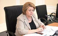 З. Драгункина: Правительство Москвы усиливает поддержку социально незащищённых слоёв населения