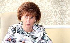 Т. Гигель обсудила вопросы развития жилищно-коммунального хозяйства вРеспублике Алтай
