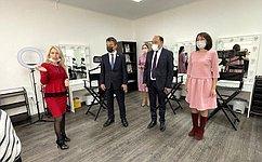И. Ялалов посетил Уфимский многопрофильный профессиональный колледж