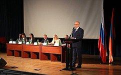 Соотечественники зарубежом должны знать, что уних есть прямой канал взаимодействия сроссийским парламентом— Ф.Мухаметшин