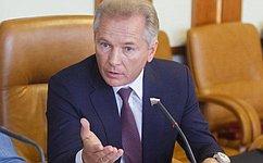 В. Пономарев: Особые экономические зоны— перспективная форма промышленного стимулирования