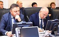 Проведена большая работа поподготовке изменений взакон опотребительской кооперации вРоссийской Федерации— В.Тимченко