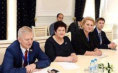 ВАзербайджане готовы кпроведению выборов Президента— Л.Гумерова