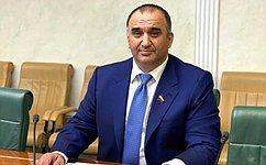 Мохмад Ахмадов принял участие взаседании «круглого стола», посвященном поддержке РФК «Ахмат»