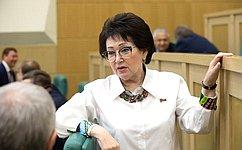 Л.Талабаева: Необходимо стимулировать развитие лесопромышленной отрасли Дальнего Востока