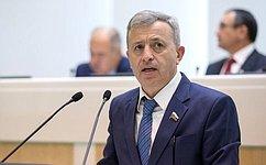 Сенаторы поддержали изменения вФедеральный закон «Отаможенном регулировании вРоссийской Федерации»