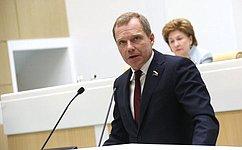 А. Кутепов: Наибольшее внимание в2020году было уделено вопросам антиковидной повестки, стимулированию инвестиций, развитию цифровой экономики
